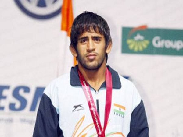 Asian Wrestling Championships: Bajrang Punia wins gold medal, Sarita settles for silver