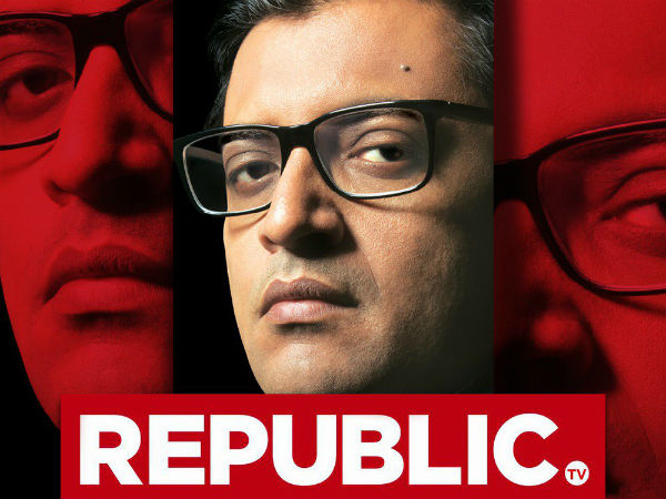 Former Bosses File Criminal Case Against Arnab Goswami