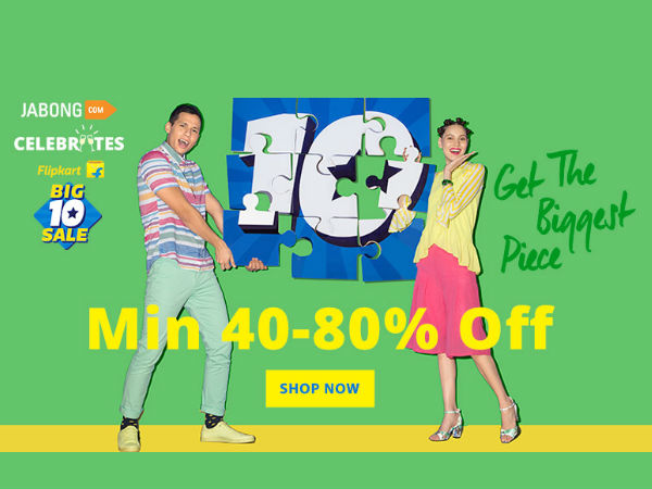 10 Reasons Why Jabong is Better Than The Best To Shop Right Now