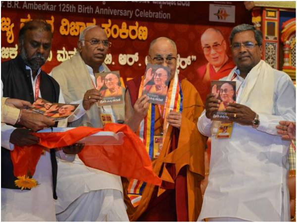 Indian constitution is best in the world -Buddhist monk Dalai Lama