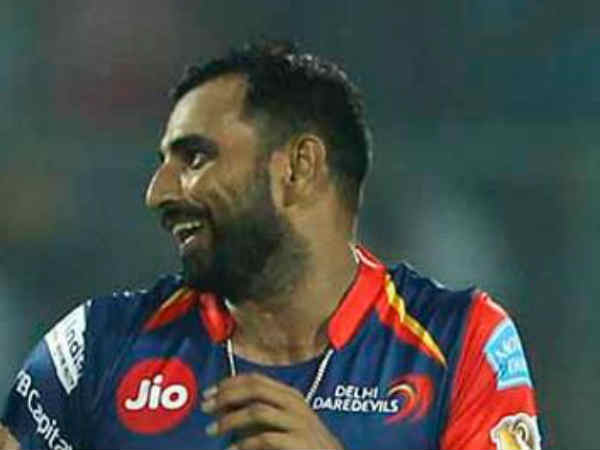 Delhi Daredevils Edged past Pune Supergiants by 7 runs