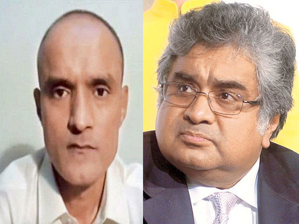 Harish Salve charged just Rs 1 to defend India in Jadhav case at ICJ
