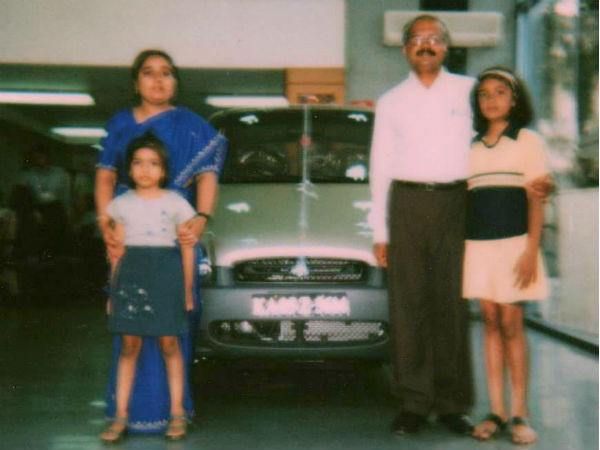 When We Bought Our News Car Santro