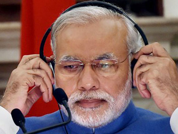 Pm Narendra Modi Enquired About The Health Conditions Of Siddaganga Seer