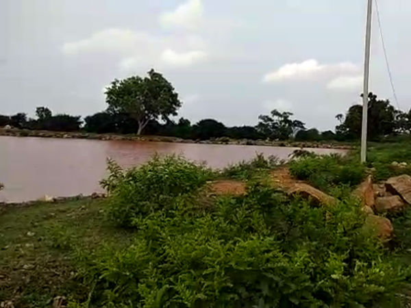 A Lake Filled Up After 55 Years By Contineous Rains