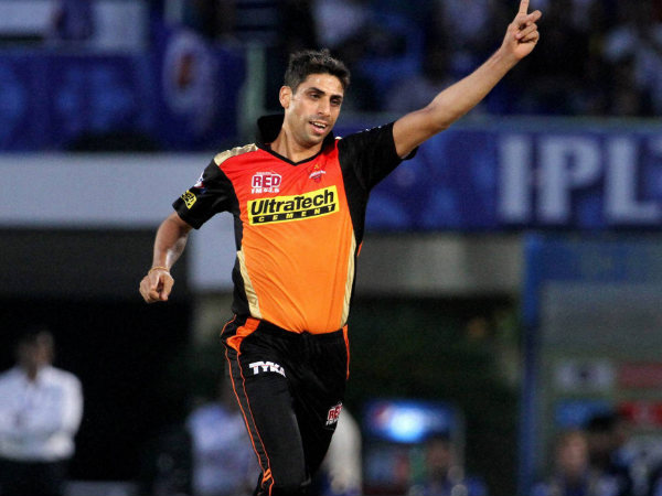IPL 2017: SRH paceman Ashish Nehra ruled out of play-offs
