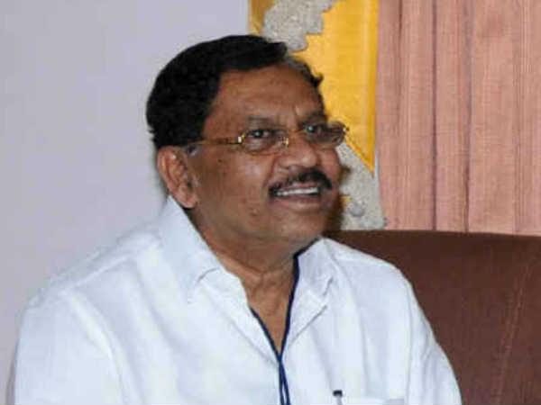 Karnataka Governor Accepts Parameshwara S Resignation As Home Minister