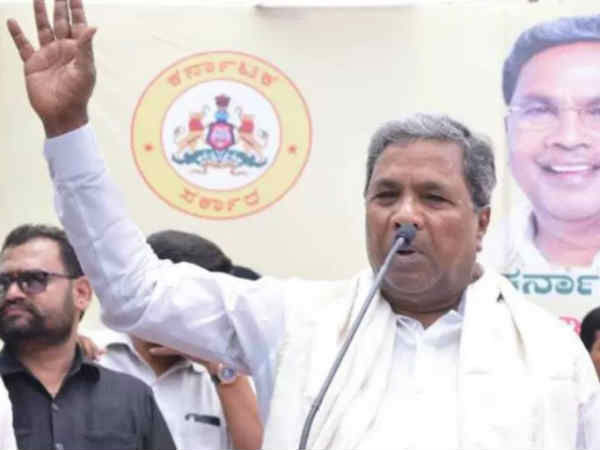 More and More tender sure road will be constructed: Siddaramaiah