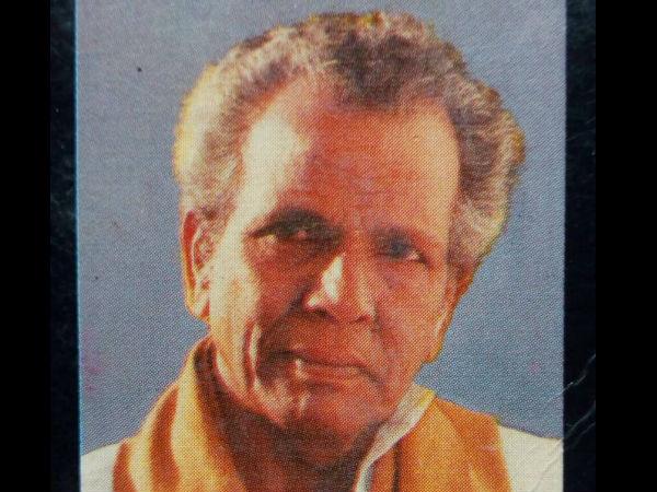 Famous bharatanatyam artist K Muralidhar Rao passes away in Mangaluru