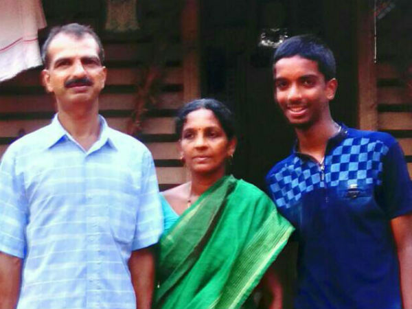 Karnataka SSLC results: Achiever Poornanand's brief introduction