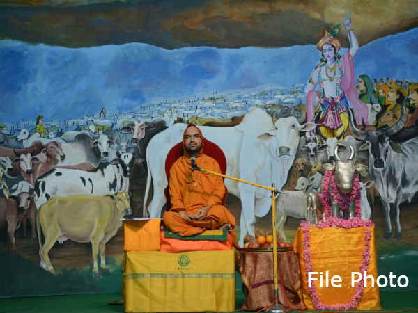 'ಮಾಂಸಕ್ಕಾಗಿ ಗೋವುಗಳ ಮಾರಾಟ' ನಿಷೇಧಕ್ಕೆ ರಾಮಚಂದ್ರಾಪುರ ಮಠದ ಸ್ವಾಗತ