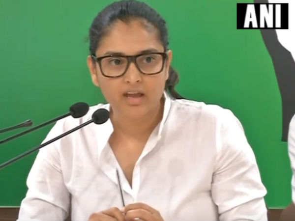 Modi neglects South Indians, Ramya slams BJP government