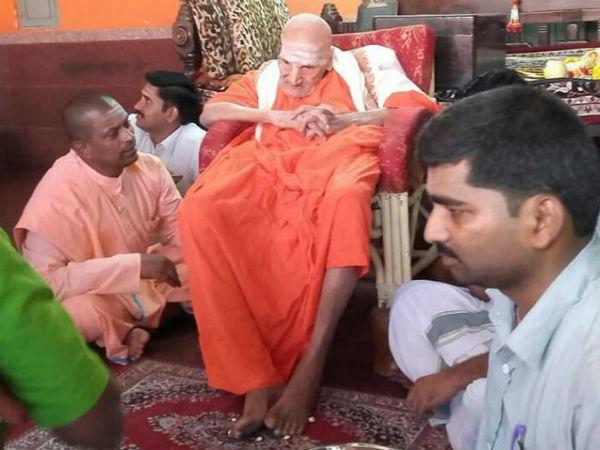 ಶಿವಕುಮಾರ ಸ್ವಾಮೀಜಿ ಗುಣಮುಖ, ಬಂದ ಭಕ್ತರಿಗೆ ದರ್ಶನ