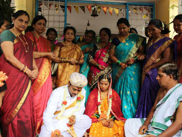 Rare wedding, Man tied knot with orphanage girl in Bengaluru