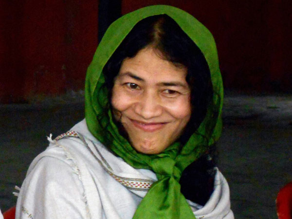 Activist Irom Sharmila Set To Marry Her British Boyfriend In July