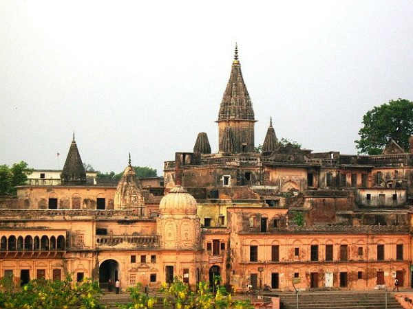 Nris Land In India To Discuss Construction Of Ram Temple