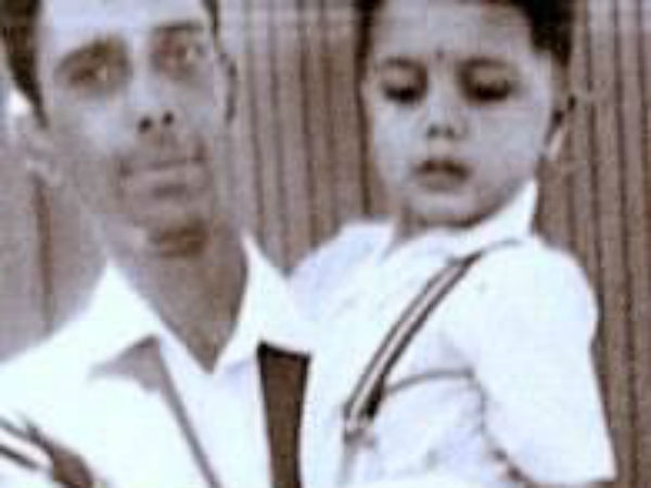 Daughter remembers her days with father on the occasion of Father's Day