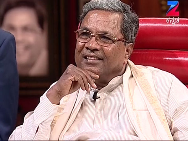 Oneindia Kannada poll result about Siddaramaiah's weekend with Ramesh