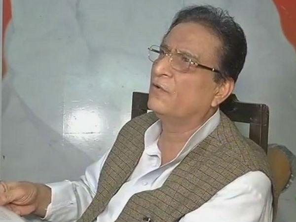 ನಾನು ಬಿಜೆಪಿಯ ಐಟಂ ಗರ್ಲ್ - ಸಮಾಜವಾದಿ ನಾಯಕ ಅಜಂ ಖಾನ್