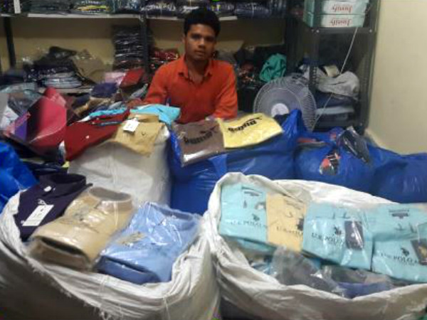 Branded clothes Robbers Arrested City Market Police and CCB