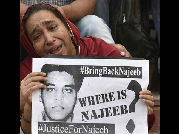 CBI Announces Rs 10 Lakh in Reward For Info on Missing JNU Student Najeeb Ahmed