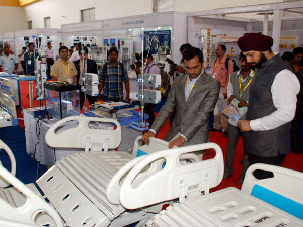 India Med Expo 2017 to be held in Bengaluru between July 1 & 3, 2017