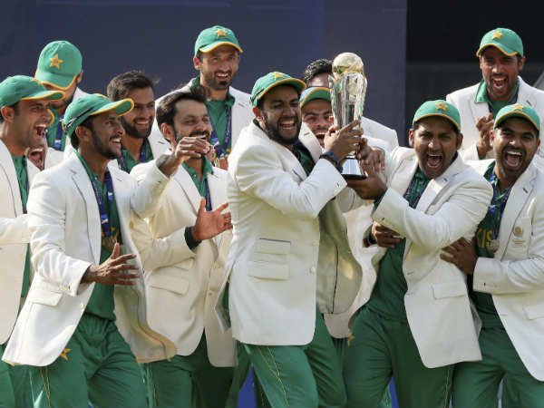 Icc Odi Team Rankings Pakistan Move To 6th After Ct Win India 3rd