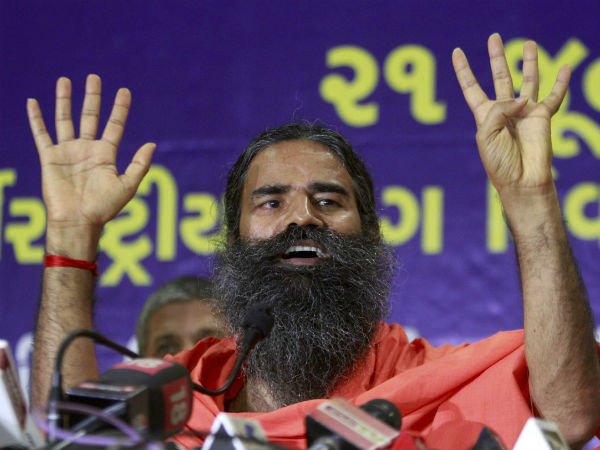 Yoga should be included as a sport in Olympics: Ramdev