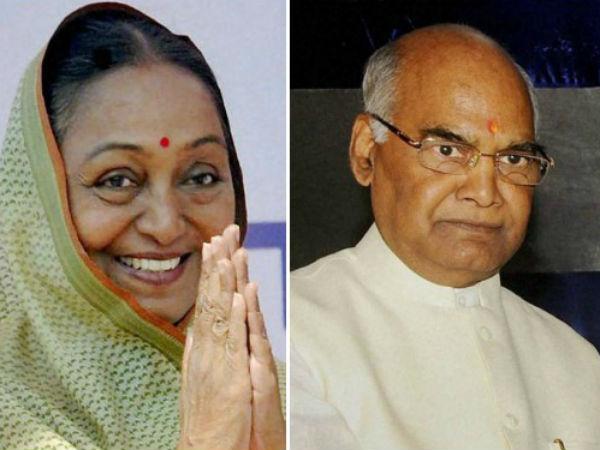 ರಾಮ್ ನಾಥ್ ಕೋವಿಂದ್ vs ಮೀರಾ ಕುಮಾರ್: ಯಾರ ಬೆಂಬಲ ಯಾರಿಗೆ?
