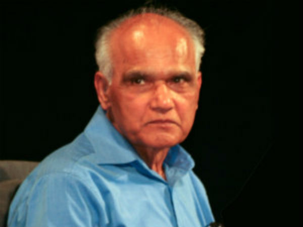 June 26th Conversation With Writer Sl Bhyrappa In Davanagere