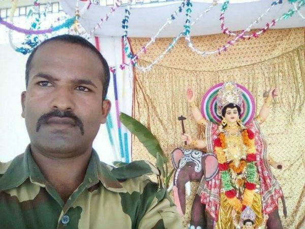 ಡಾರ್ಜಿಲಿಂಗ್ ಹಿಂಸಾಚಾರದಲ್ಲಿ ಚಿಕ್ಕಬಳ್ಳಾಪುರದ ಯೋಧ ಹುತಾತ್ಮ