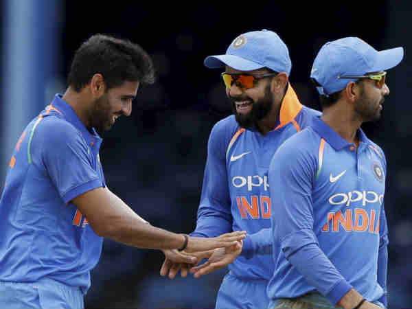 2ನೇ ಏಕದಿನ: ವಿಂಡೀಸ್ ವಿರುದ್ಧ ಭಾರತಕ್ಕೆ 105 ರನ್ ಜಯ