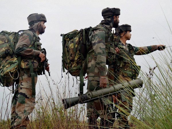 Indian soldier martyred in ceasefire violation by Pak at J&K