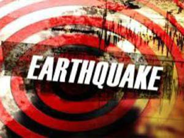 Earthquake hits Imphal, Manipur today