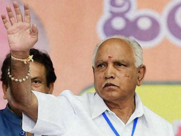 With Me As Cm And Modi As Pm Cauvery Issue Will Be Resolved Says Yeddyurappa