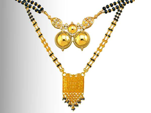 Significance Of Black Beeds And Coral Stone In Mangalsutra