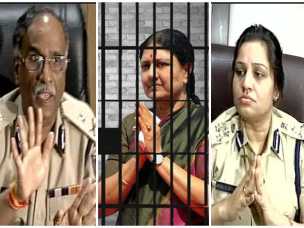 Prison DIG D Roopa transfer; State government unhealthy move regarding the efficient officers