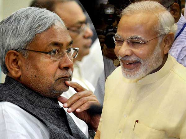 No one is capable of challenging Modi in 2019: Nitish