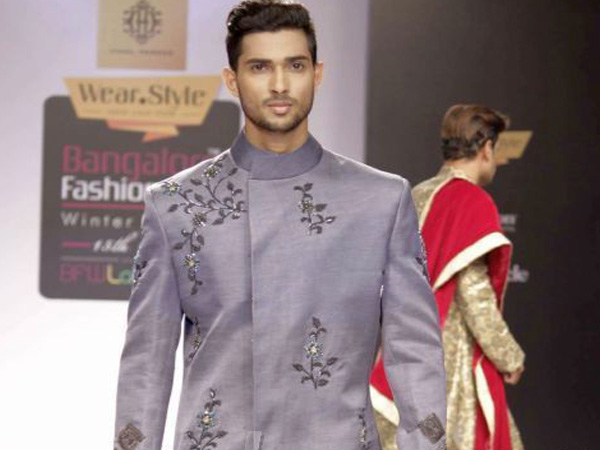Kudla Hunk Alester selected for Man of the Year fashion show 2017