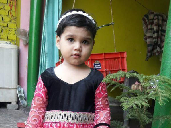 Please help Alia for her cancer treatment