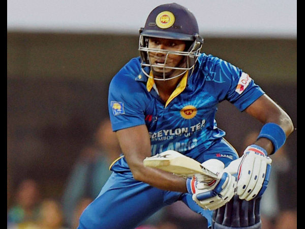 Angelo Mathews quits as Sri Lanka captain