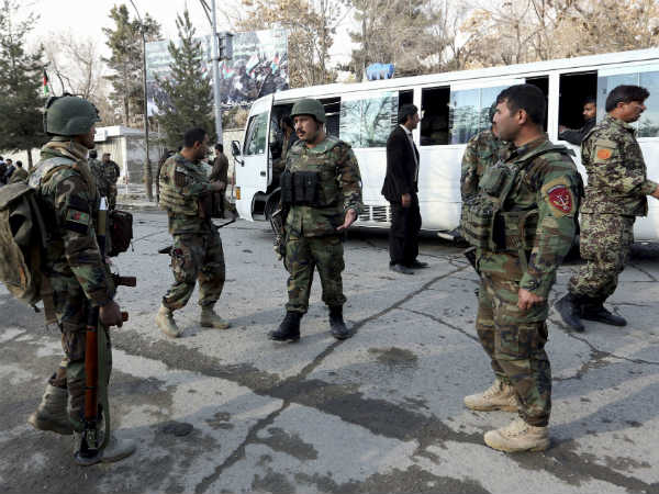 Soldiers Killed As Taliban Storms Kandahar Base In Afghanistan