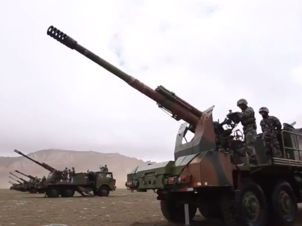 China's army PLA holds military drills in Tibet