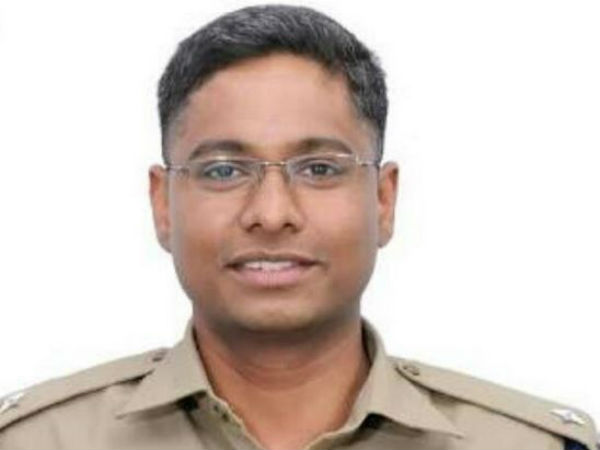 Dr. K Arun Kumar IPS appointed as new ASP for Bantwal sub-division