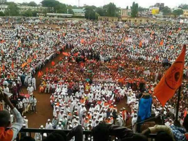 ಲಿಂಗಾಯತ ಸ್ವತಂತ್ರ ಧರ್ಮ ಮಾನ್ಯತೆಗಾಗಿ ಬೃಹತ್ ಜಾಥಾ