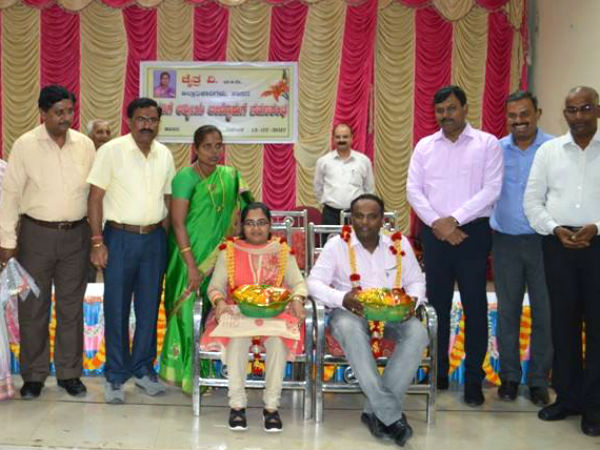 District administration accords warm send-off to V Chaitra former DC