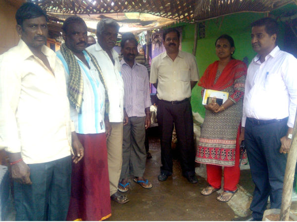 11 Chamarajanagar municipal corporation pourakarmika's selected singapore-study tour
