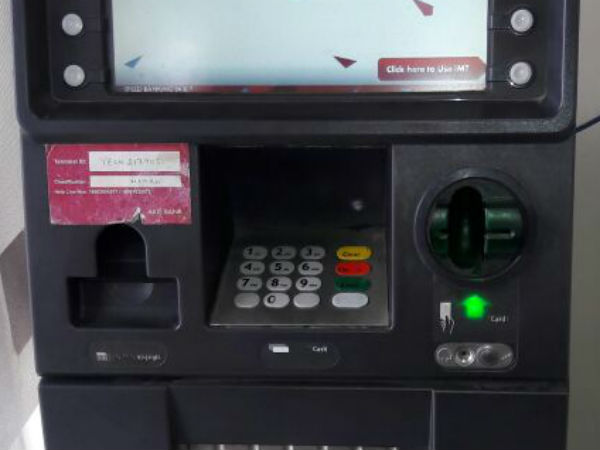 ATM fraud shock for Bengaluru residents