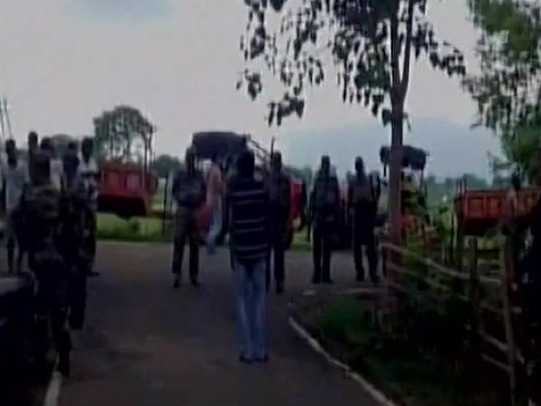 Three persons including a woman killed by Naxals in Bihar