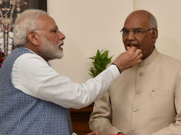 Cross Voting 116 Legislators Helped Ram Nath Kovind In Presidential Election Says Bjp